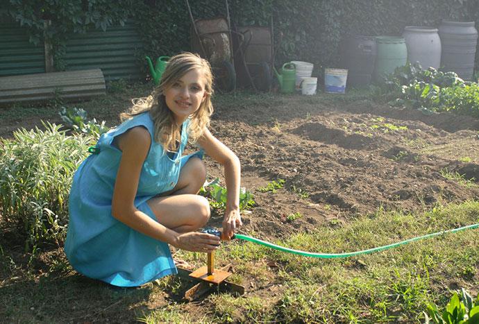 Post billede 5 grunde til at anlægge en have Anti stress - 5 grunde til at anlægge en have