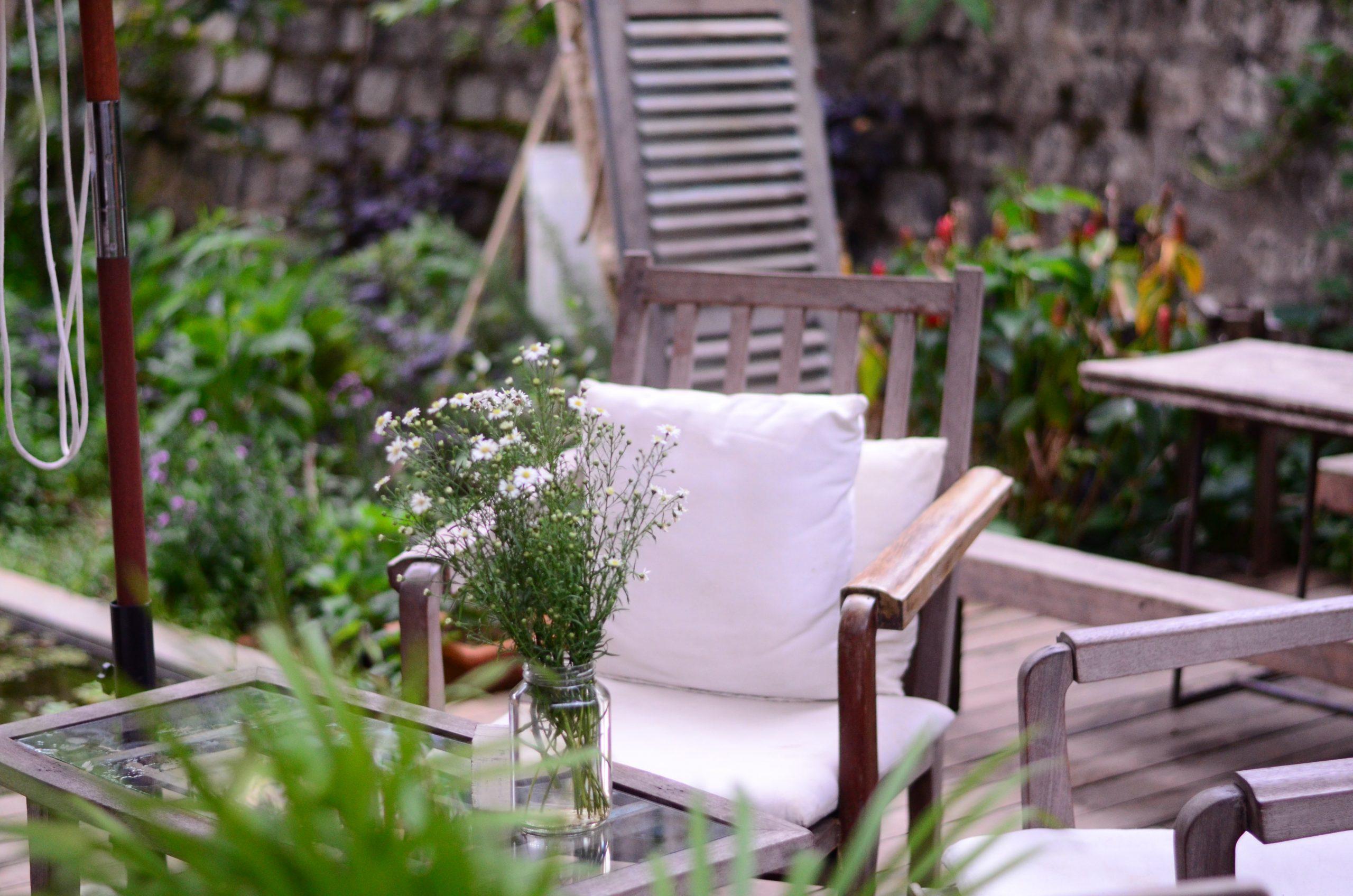 Gør din terrasse eller altan sommerklar