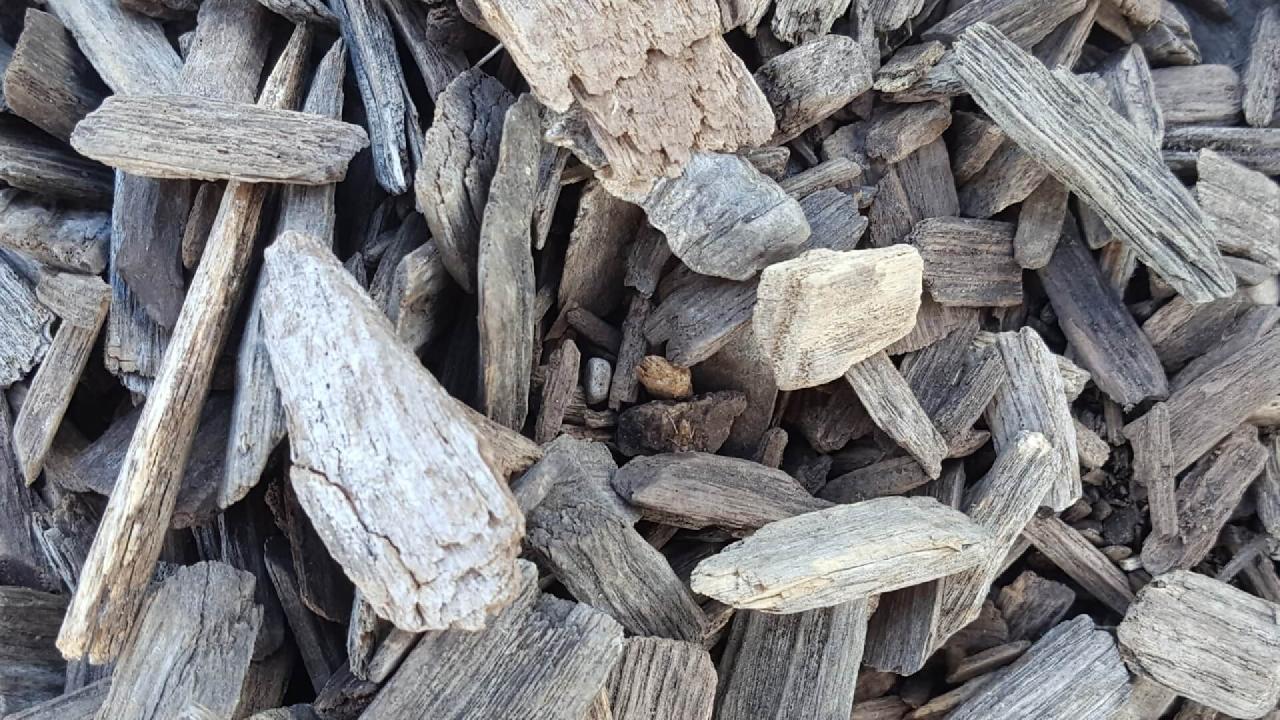 Træmel produceret med ansvarlighed overfor skovdrift og bæredygtig produktion