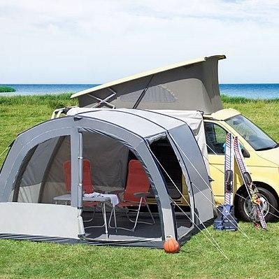 Mangler du et fortelt til campingvognen eller camperen?