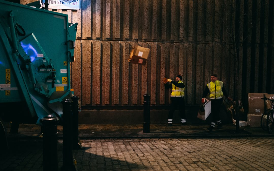 Har du brug for en smart måde at affaldssortere på?